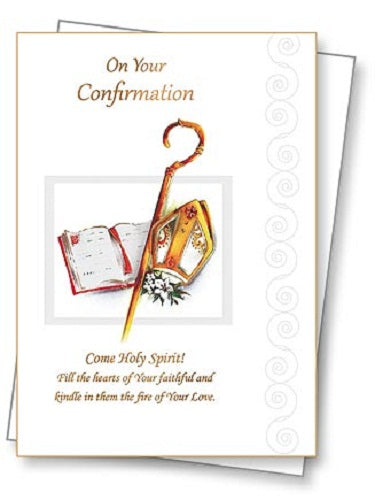 Fire of Love Confirmation Card
