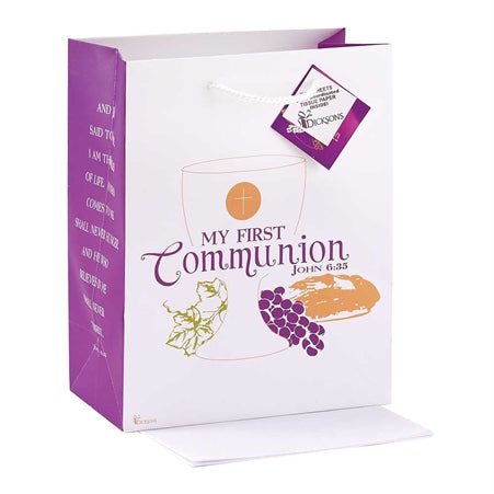 First Communion Medium Gift Bag
