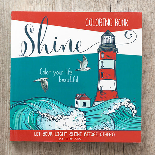 "Colouring Book ""Shine"""