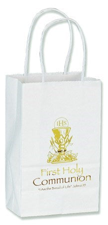 Small Communion Gift Bag - Catholic Gifts Canada