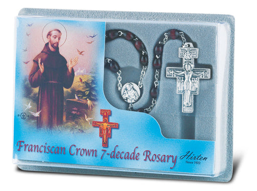 Franciscan Crown 7-Decade Rosary