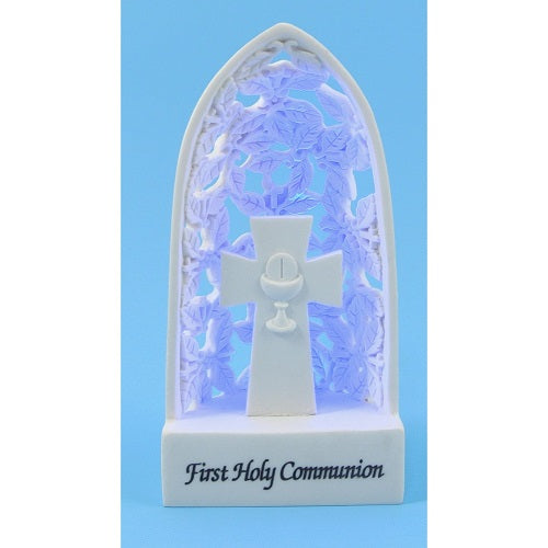 Light-Up First Communion Cross