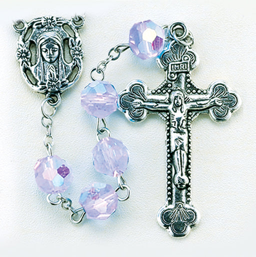 Birthstone Rosary for December