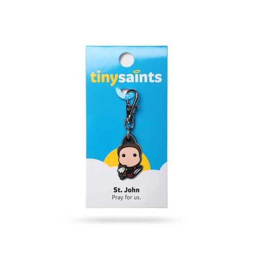 Saint John the Evangelist Charm