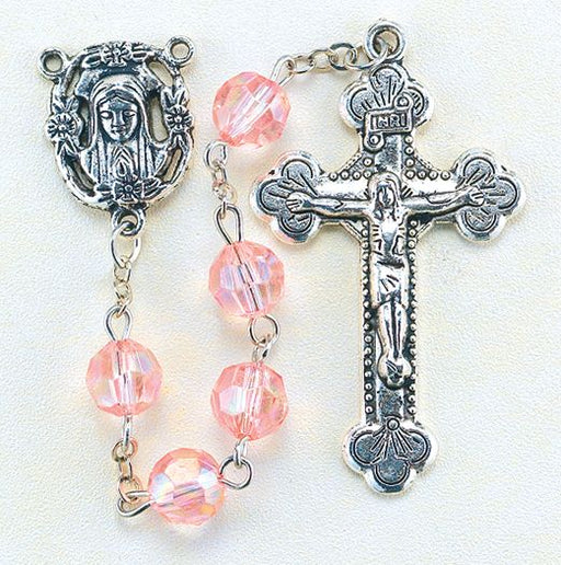 Birthstone Rosary for October