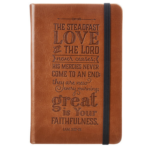 Steadfast Love Journal