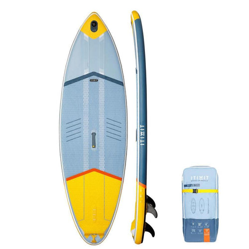 Inflatable Surfing Stand-Up-Paddle Board 9'2