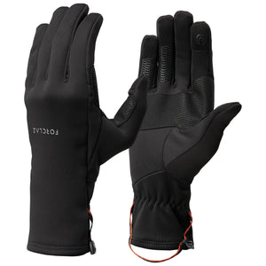 Trek 500 Adult Mountain Trekking Gloves - Black - Decathlon New Zealand