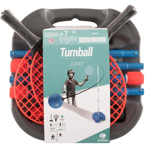 TURNBALL SET (1 POST, 2 BATS AND 1 BALL) - ARTENGO - Decathlon New Zealand