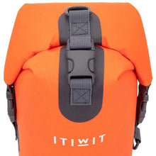 Load image into Gallery viewer, WATERPOOF DRY BAG 10L ORANGE - ITIWIT - Decathlon New Zealand
