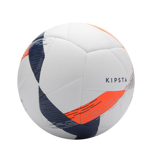 FOOTBALL F550 HYBRID SIZE 5 WHITE - KIPSTA - Decathlon New Zealand
