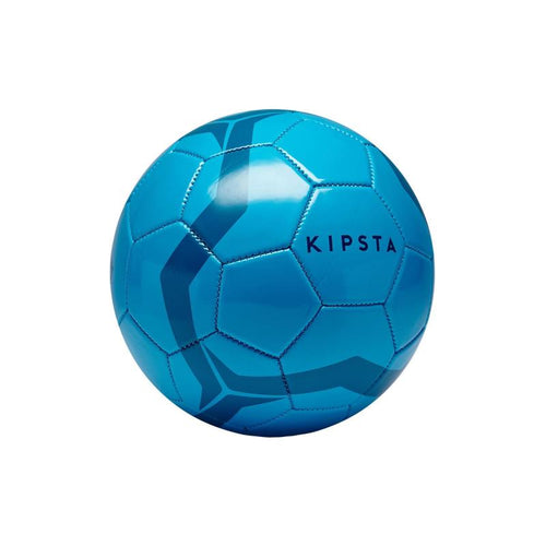 FOOTBALL BALL BLUE SIZE 3 (OVER 8 YEARS) - KIPSTA - Decathlon New Zealand