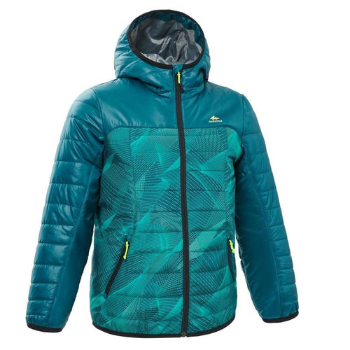 Kids' 7-15 Years Hiking Padded Jacket MH500 - Boy - Decathlon New Zealand
