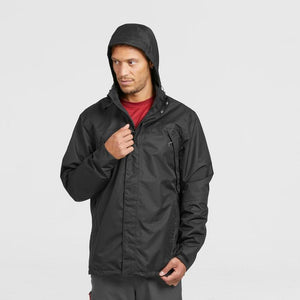 MH100 Men's Waterproof Hiking Jacket - Decathlon New Zealand
