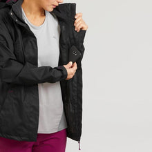 Load image into Gallery viewer, MH 100 Women's Waterproof Hiking Jacket - Decathlon New Zealand