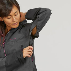MH 900 Women's Waterproof Hiking Jacket - Decathlon New Zealand