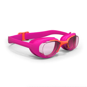 Swimming Goggles 100 Xbase Size S - Pink