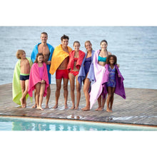 Load image into Gallery viewer, SWIMMMING MICROFIBRE TOWEL - NABAIJI - Decathlon New Zealand