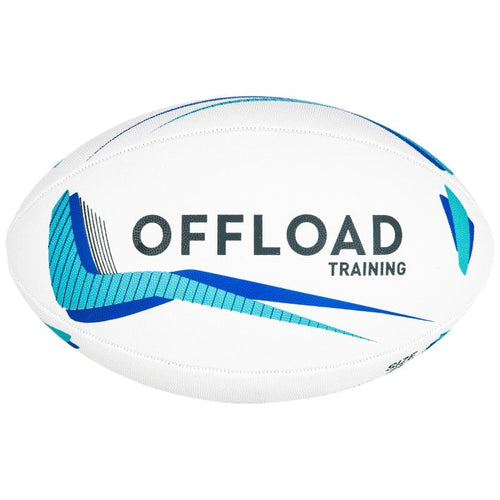 RUGBY BALL R300 SIZE 4  - OFFLOAD - Decathlon New Zealand