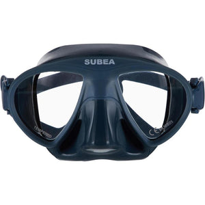 FREEDIVING MASK FRD 900 STORM GREY - SUBEA - Decathlon New Zealand
