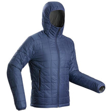 Load image into Gallery viewer, Trek 100 Men's Hooded Hiking Padded Jacket - Decathlon New Zealand