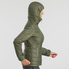 Load image into Gallery viewer, Trek 100 Women's Hiking Hooded Padded Jacket - Decathlon New Zealand
