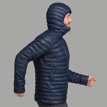 Load image into Gallery viewer, Trek 500 Men's Hiking Down Padded Jacket - Decathlon New Zealand