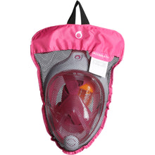 Load image into Gallery viewer, Surface Snorkelling Mask Easybreath 500 Pink