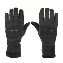 Load image into Gallery viewer, Trek 500 Adult Mountain Trekking Gloves - Black - Decathlon New Zealand