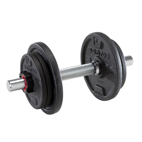 Weight Training Dumbbell Kit 10 kg - Decathlon New Zealand