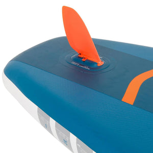 BEGINNER INFLATABLE TOURING STAND-UP PADDLE BOARD 11 FEET BLUE - Decathlon New Zealand