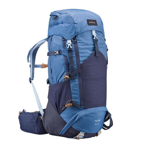 Woman'S Mountain Trekking Rucksack | Trek 500 50+10L