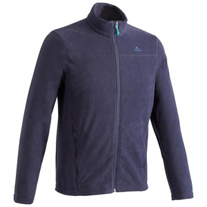 Men'S Mountain Walking Fleece Jacket Mh120