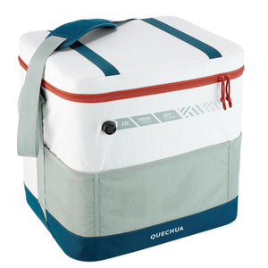 ICE BOX FOR CAMPING AND WALKING - COMPACT FRESH 35 LITRES - Decathlon New Zealand