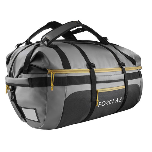 Trekking Transport Bag Extend 80 to 120 L - grey - Decathlon New Zealand
