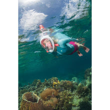Load image into Gallery viewer, SNK ML 500 women's 1.5mm long-sleeved snorkelling top grey - Decathlon New Zealand