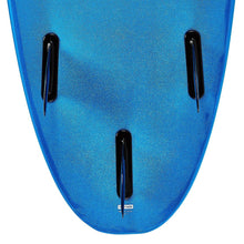 Load image into Gallery viewer, 100 Foam Surfboard 7'. Supplied With A Leash And 3 Fins.