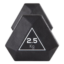 Load image into Gallery viewer, Hex Dumbbell 2.5 Kg