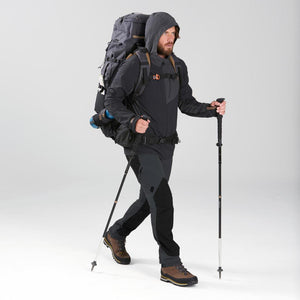 1 Ultracompact Trekking Pole - MT500 - Black - Decathlon New Zealand