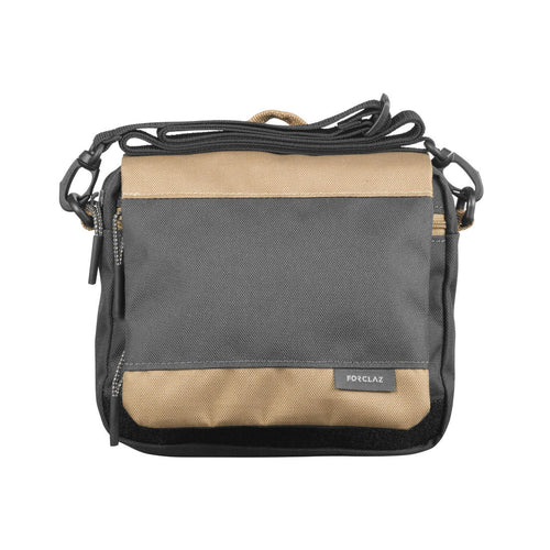 Travel Multi-Compartment Bag - Grey - Decathlon New Zealand