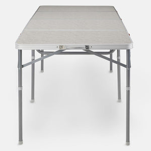 LARGE FOLDING CAMPING TABLE FOR 6 TO 8 PEOPLE - Decathlon New Zealand