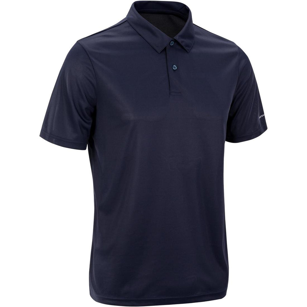 Dry 100 Tennis Polo Shirt - Blue - Decathlon New Zealand