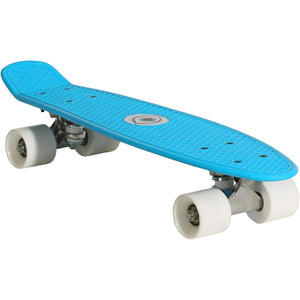 Kids' Mini Plastic Skateboard