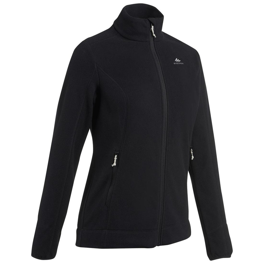 Women'S Mountain Walking Fleece Jacket Mh120
