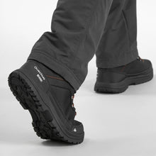 Load image into Gallery viewer, Men'S Warm Waterproof Snow Walking Shoes - Sh100 Warm - Mid.