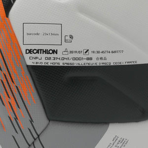 F900 FIFA Thermobonded Football Size 5 - White - Decathlon New Zealand