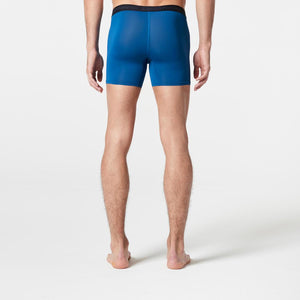 Men's Breathable Running Boxers - Blue - Decathlon New Zealand