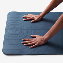 Load image into Gallery viewer, Club Gentle Yoga Mat 5 mm - Blue - Decathlon New Zealand