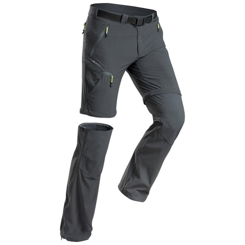 Men's convertible mountain hiking trousers - MH550 - Decathlon New Zealand