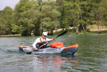 Load image into Gallery viewer, Strenfit X500 High-Pressure Dropstitch Inflatable 1-Seat Kayak - Decathlon New Zealand